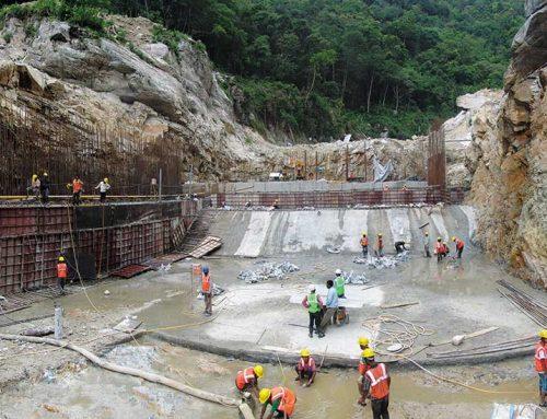 Dagachhu hydropower station