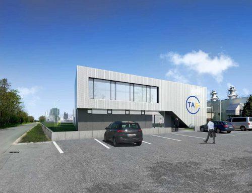 Neubau Büro- und Werkstättengebäude Baumgarten