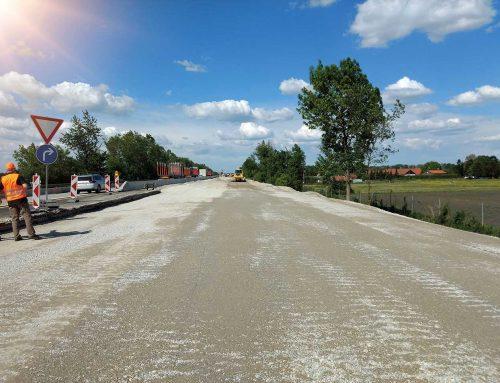 Sanierung Autobahn A92 München