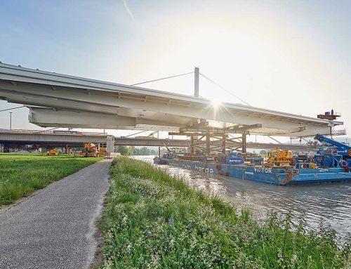 Bypassbrücke A7 Mühlkreisautobahn