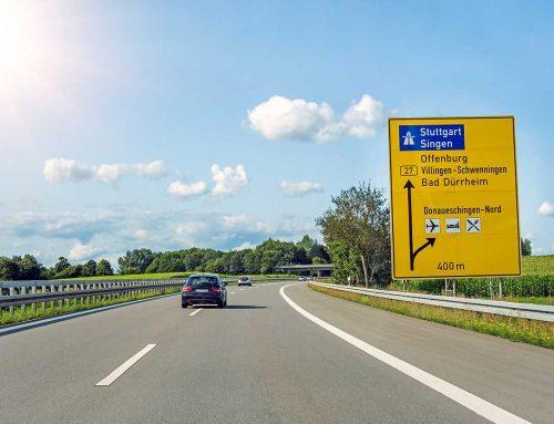 Lärmkartierung Straßen- und Schienenverkehr