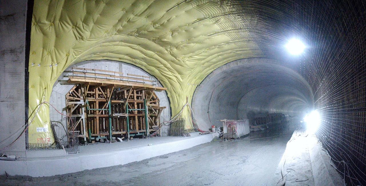 Brenner Basistunnel Panorama