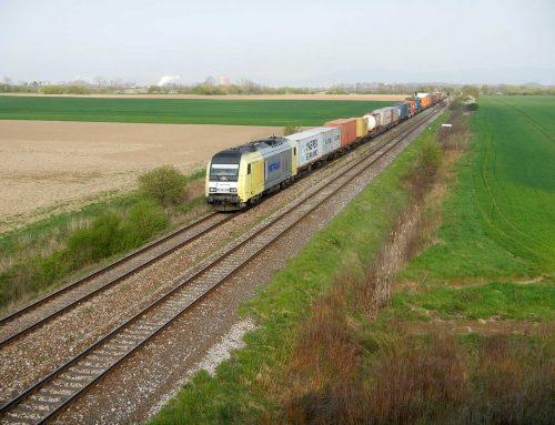 Ausbau Breitspurbahn