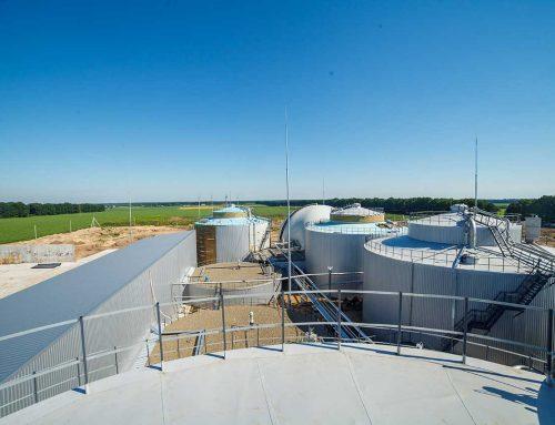 Biogasanlage Ukraine