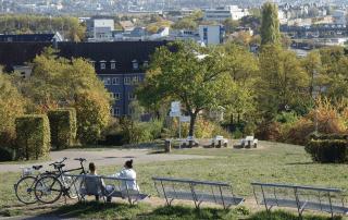 Radschnellverbindungen in Stuttgart