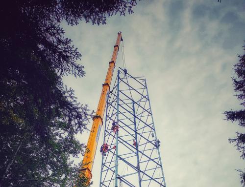 380-kV-Salzburgleitung für stabile Stromversorgung