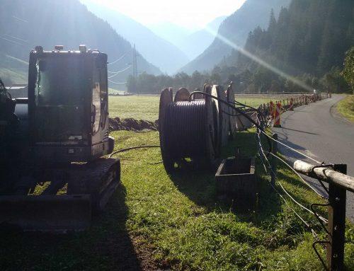 Kraftwerk Mayrhofen bis Kraftwerk Häusling – Erneuerung 25 kV Kabelverbindung