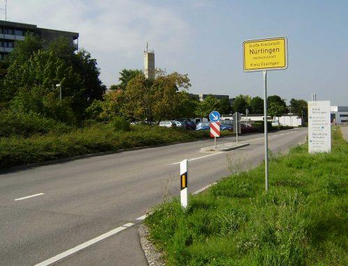 Die Situation in der Neuffener Straße in Nürtingen soll entschärft werden