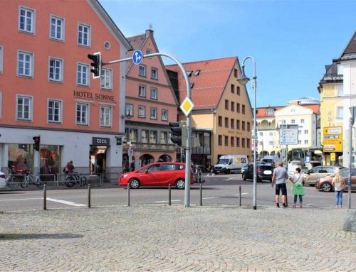 Machbarkeitsstudie Stadttunnel Füssen
