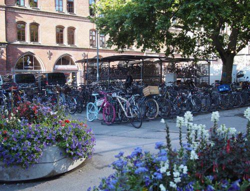 Die BERNARD Gruppe hat ihr Gutachten zum Radparken in der Innenstadt von München vorgelegt
