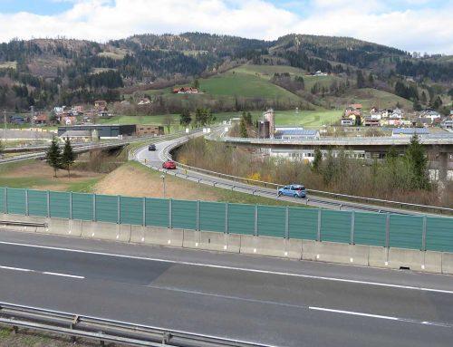 A9 Pyhrn motorway – overhaul of Übelbach junction
