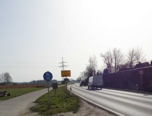 Verkehrliche Beratung der Gemeinde Kötz