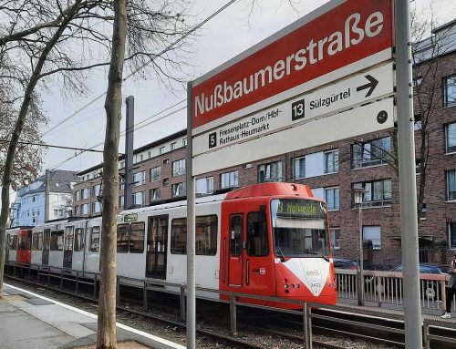 Umbaumaßnahmen Linie 5 – Köln-Ehrenfeld