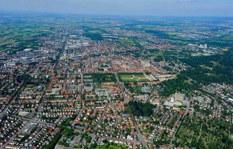 Expansion of bus and bike traffic in Ludwigsburg
