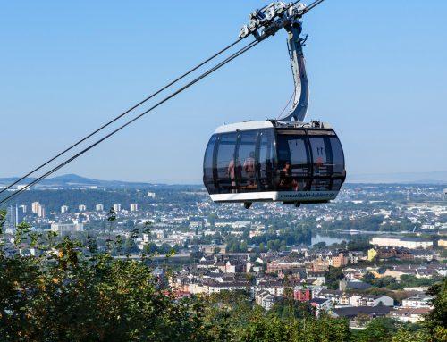 Seilbahnsysteme im öffentlichen Verkehr – Durchführung einer Machbarkeitsstudie
