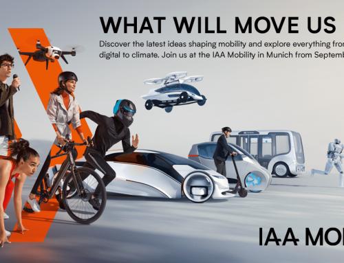 Die BERNARD Gruppe präsentiert sich auf der IAA Mobility in München