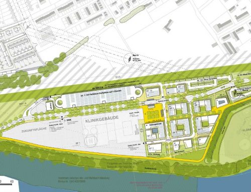 Masterplanung Gesundheitspark Hochrhein in Albbruck
