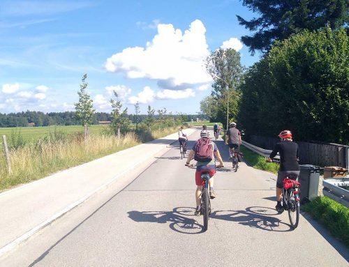 Trasse für die Raddirektverbindung von Gmund nach Otterfing wurde im Landkreis Miesbach vorgestellt