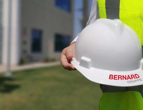 Die BERNARD Gruppe erhält als erstes Unternehmen in Österreich das Safety Culture Ladder Zertifikat