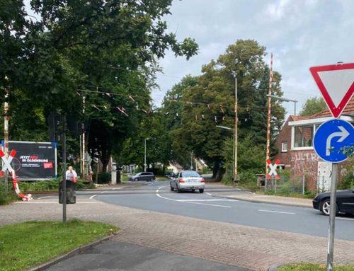 Lösungsvarianten für die Stadt Oldenburg